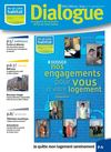 Edition Bthune-Bruay- Dialogue - le magazine des locataires de Pas-de-Calais habitat - n55 - septembre 2012