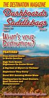 Dashboards and Saddlebags &quot;The Destination Magazine&quot; October 2012