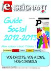 SE-UNSA 63 : GUIDE SOCIAL 2012 2013