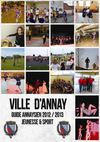 Guide Annaysien Jeunesse et Sport 2012/2013