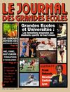 Le Journal des Grandes Ecoles - N63 - Aot, Septembre, Octobre 2012
