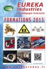 EUREKA Industries - Catalogue Formation 2013
