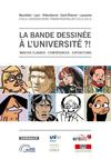 Visuel Cycle La bande-dessine  l&#039;Universit ?! 2012-2013