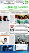 Jornal Tribuna da Serra - Edio n 430 - Cordeiro/RJ