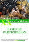 Bases concurso de belenes 2012