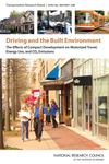 Transportation Research Board | SPECIAL REPORT 298 - Driving and the Built Environment