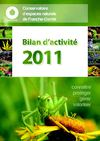 Bilan d&#039;activit 2011 du Conservatoire d&#039;espaces naturels de Franche-Comt