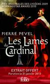 Extrait Les Lames du Cardinal