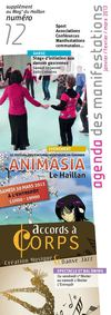 Agenda des manifestations - Mag du Haillan numro 12 - janvier - fvrier - mars 2013