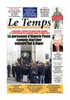 Edition du Temps d&#039;Algrie Dimanche 06 Janvier 2013