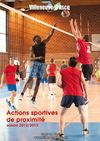 Actions sportives de proximit - adultes