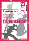 guide de l&#039;orientation aveyron 2013