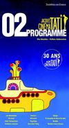 Programme cinma Jacques Tati - Fvrier 2013