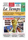 Le Temps d&#039;Algrie Edition du Mercredi 30 Janvier 2013