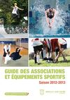 Guide des associations sportives  Neuilly