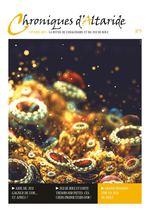 Découvrez la revue Chroniques d'Altaride Thumb
