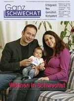 Februar-Ausgabe 2013 © Stadtgemeinde Schwechat