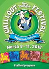 2013 ChillOut Festival Guide