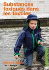 Substances toxiques dans les textiles