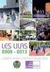 Compte-rendu de lactivit municipale aux Lilas 2008  2013
