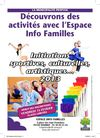 Espace Infos Famille : ateliers initiations