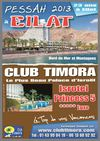 CLUB TIMORA CATALOGUE 2013 PESSAH A EILAT HOTEL PRINCESS 5*LUXE