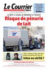 Le Courrier d&#039;Algrie du lundi 4 mars 2013