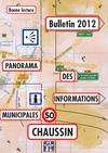 Bulletin municipal de Chaussin 2012