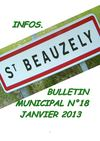 Bulletin municipal n18