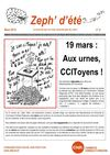 Zeph d&#039;t n2 - Journal de la CFDT-CCI Midi-Pyrnes