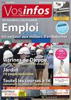 Journal Vosinfos N12 - Edition Dieppe Cte d&#039;Albtre