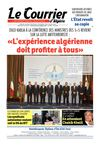 Le Courrier d&#039;Algrie du 10 avril 2013