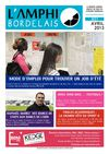 Journal l&#039;Amphi Bordelais N31 - Mardi 16 avril 2013