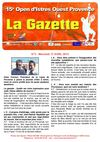 La Gazette du 17 avril 2013