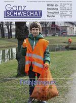 April/Mai-Ausgabe 2013 © Stadtgemeinde Schwechat