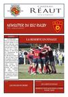 Newsletter du BEC Rugby N43 - Jeudi 25 Avril 2013