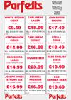 Stockport 1 Week Offers 12th May