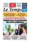 Le Temps d&#039;Algrie Edition du Lundi 13 Mai 2013