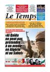 Le Temps d&#039;Algrie Edition du Jeudi 16Mai 2013