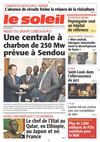 Edition du 16 Mai 2013
