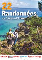 Une 22 Randonnes en Ctes-d'Armor - Disponible dans toutes les rdactions et offices de tourime