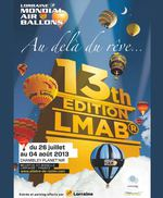 Programme Plan Mondial Air Ballon Chambley