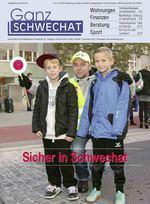 Oktober-November Ausgabe 2013 © Stadtgemeinde Schwechat
